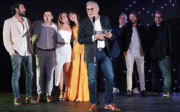 Monzón (Buena Vista Original Productions y Pampa Films) se alzó como el show más premiado del 2019, con cuatro galardones,