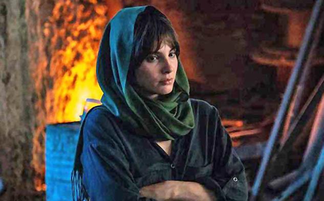 Andrea Duro interpreta a Lucía en la serie. (RTVE)