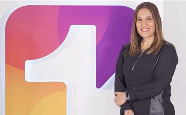 Ana María Olaya, gerente de Programación, Promociones y Contenido Digital de Canal 1.