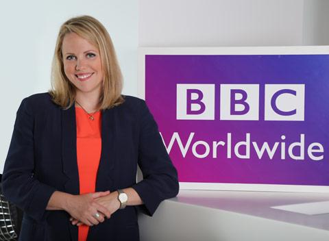 Anna Gordon, VP y directora gerente de BBC Worldwide América Latina / US Hispanic.