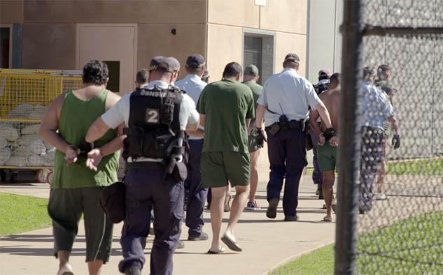 Australia Behind Bars.