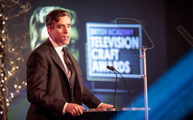 La ceremonia fue conducida por Stephen Mangan en The Brewery, Londres