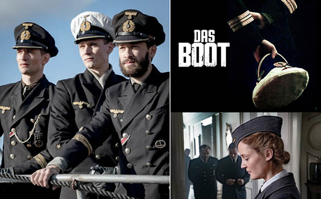 'Das Boot' está protagonizada por Vicky Krieps, la misma de 'Phantom thread', y por Tom Wlaschiha, de 'Game of thrones', y Lizzy Caplan, de 'Masters of Sex'.