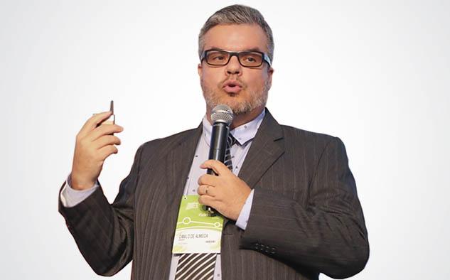Danilo Almeida, jefe de ingeniería de integración de Nagra.
