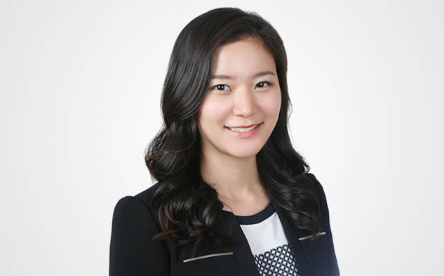Deborah Youn, directora de Negocios en Asia de Eccho Rights.