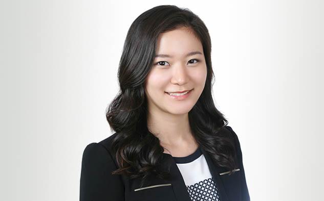 Deborah Youn, directora de Negocios de Asia en Eccho Rights.