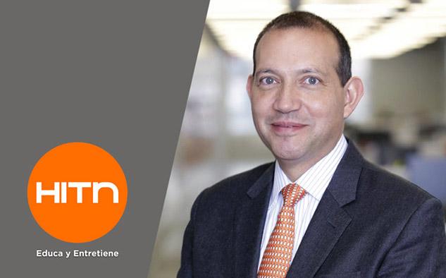 Guillermo Sierra, director general de Televisión y Servicios Digitales de HITN.