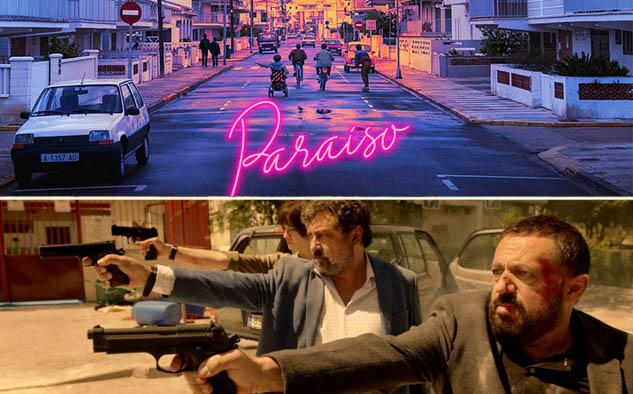 Paraíso y Los hombres de Paco