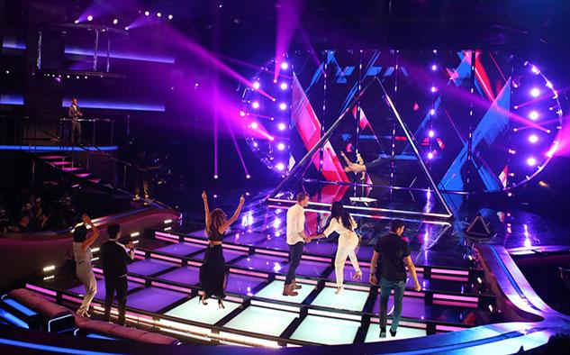 """""""I Can Do That!"""" lleva a un grupo de celebridades retándolos a realizar nuevos performances en vivo"""