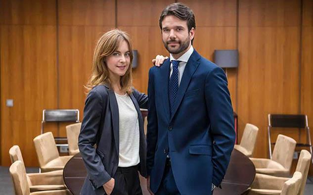Alba Ribas y Jon Arias protagonizan 'Derecho a soñar' RTVE
