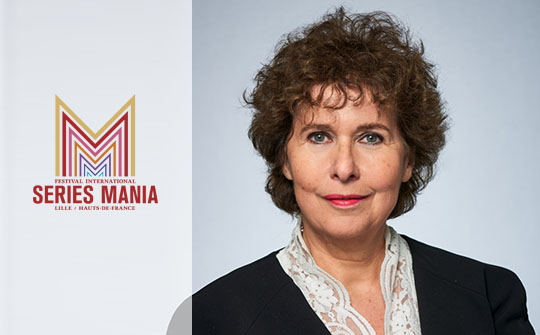 Laurence Herszberg, fundadora y directora general de Series Mania.