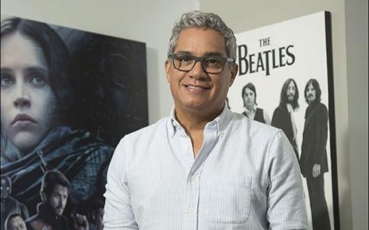 """Leonardo Aranguibel ha sido nombrado líder de """"General Entertainment Productions"""", responsable de tareas funcionales, creativas y de coordinación tanto en las producciones de Entretenimiento General como en las de Nat Geo."""