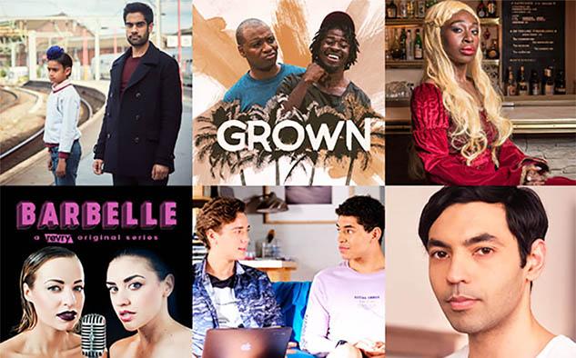 Algunos de los nominados a los premios de excelencia MIPCOM Diversify TV 2018