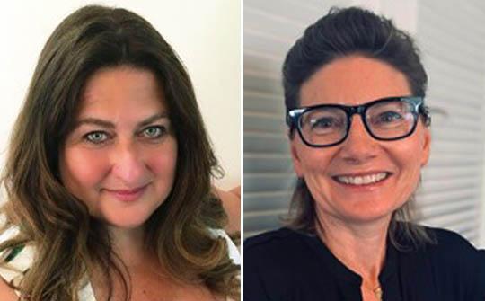 Anne Roder-Botbol en París y Tania Jacobson en Los Ángeles, también se centrarán en la preventa.