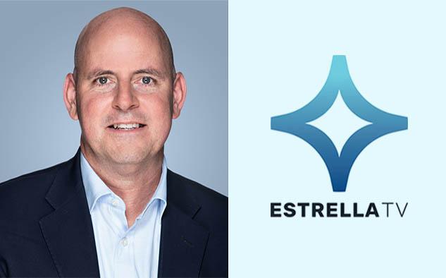 Peter Markham, CEO de Estrella Media.