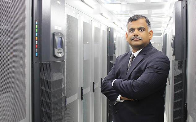 Ramki Sankaranarayanan, fundador y CEO global de Prime Focus Technologies.