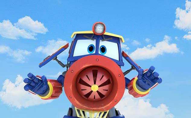"""Robot Trains"""