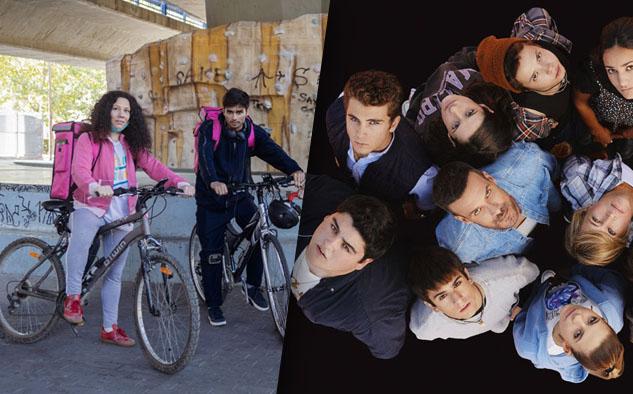 El thriller juvenil Riders y la segunda temporada de HIT, otras dos novedades que han generado expectativas entre los compradores.