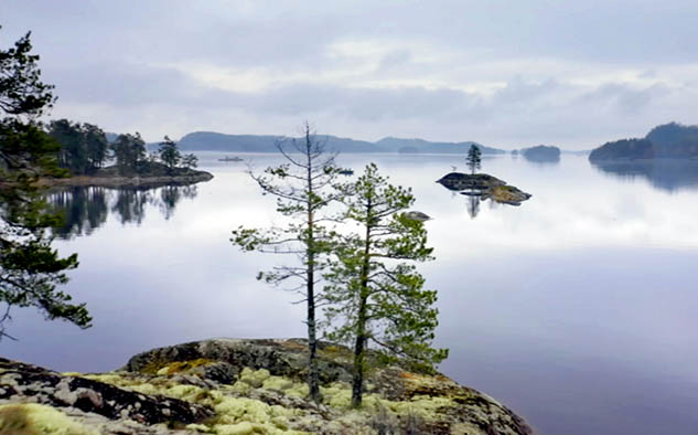 Scandinavia's Hidden Paradises.