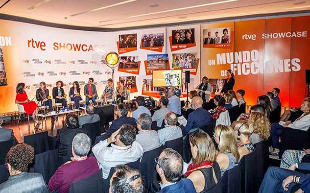 El objetivo del showcase de RTVE es mostrar, de forma amena, qué produce y hacia dónde se encamina el grupo público en un mundo audiovisual global.