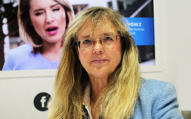 Sylvia Viljoen, directora de Distribución de DW para las Américas.