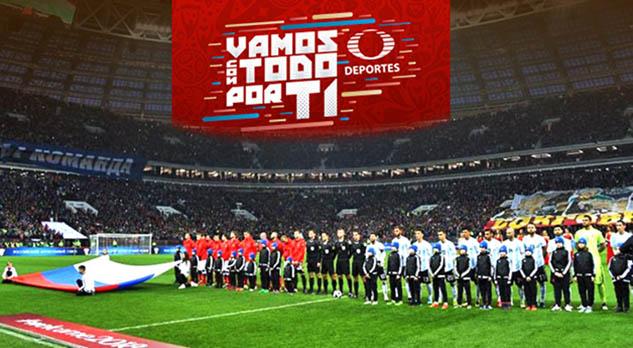 La inauguración emitida por las estrellas y otros canales de Televisa, fue vista por 2 millones 566 mil personas.