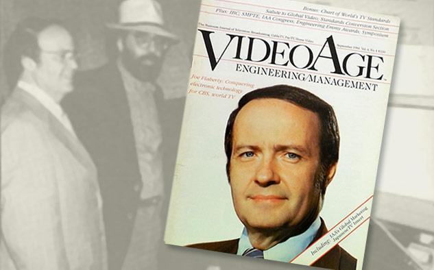 Flaherty fue objeto de una portada en septiembre de 1984 en la publicación VideoAge.
