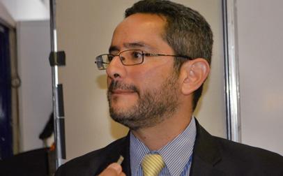 Alfredo Osorio, gerente de Desarrollo de Negocios de Rohde & Schwarz México