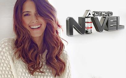 Paulina Vega, Miss Universo, estará a cargo de la conducción de A Otro Nivel