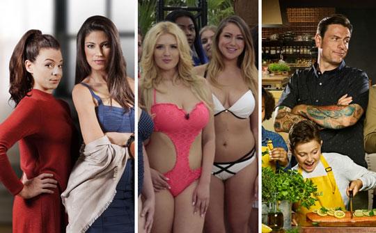 The Ex Team, Curvy Supermodel, Born To Be A Chef, de Armoza Formats