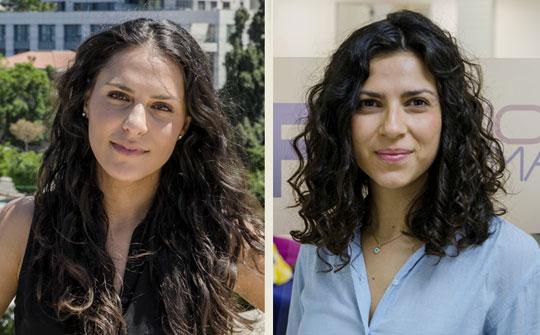 Yael Phillips, Jefa de Estrategia y Paula Schleider de la división de Marketing y Relaciones Públicas