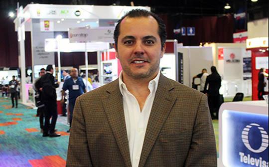 Arnoldo Adame, director de Ventas Afiliados de Discovery Networks México