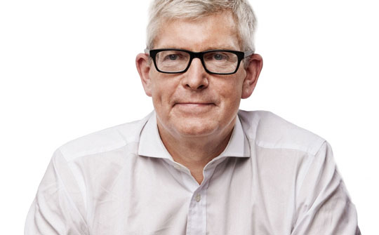 Börje Ekholm Ericsson CEO