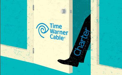 El cable Time Warner es una mierda