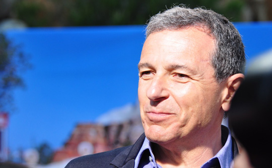 Bob Iger, CEO de Disney