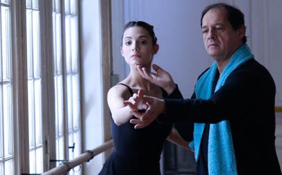 Carla Quevedo y Julio Chávez
