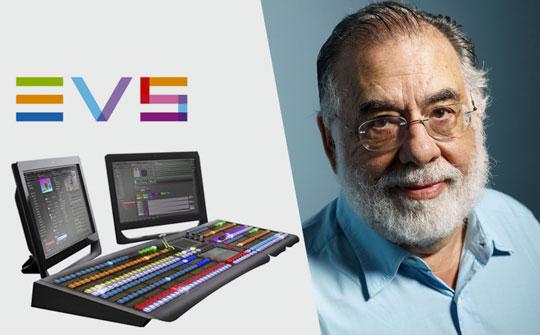 Dyvi, es el mezclador de producción en vivo elegido por el director de cine Francis Ford Coppola