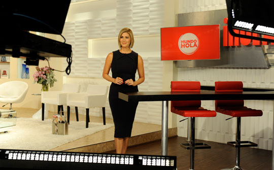 Michelle Badillo Hola Tv