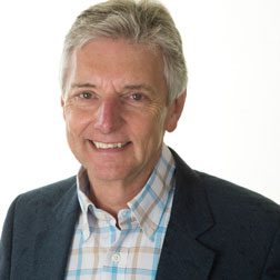 John Ive, director de tecnología y conocimiento estratégico de IABM