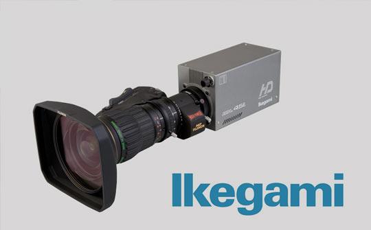 La Ikegami HDL-45E es una cámara de usos múltiples