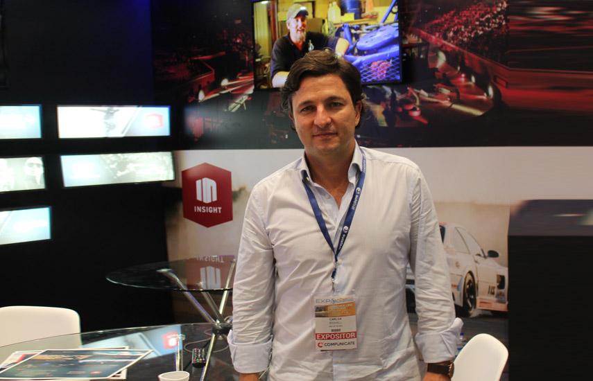 Carlos Boshell, director de negocios y del área comercial de MBA Networks