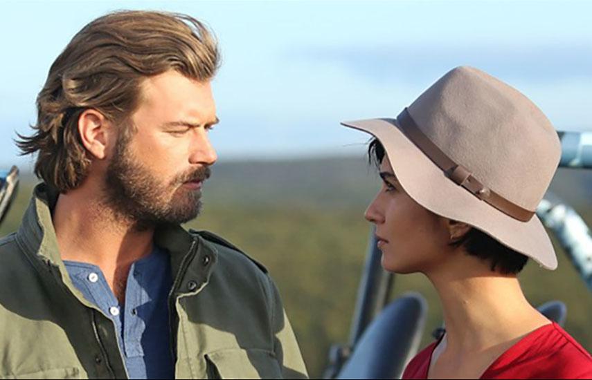 El elenco de 'Brave and Beautiful', encabezado por Kivanc Tatlitug y Tuba Büyüküstün, sigue atrayendo a compradores.
