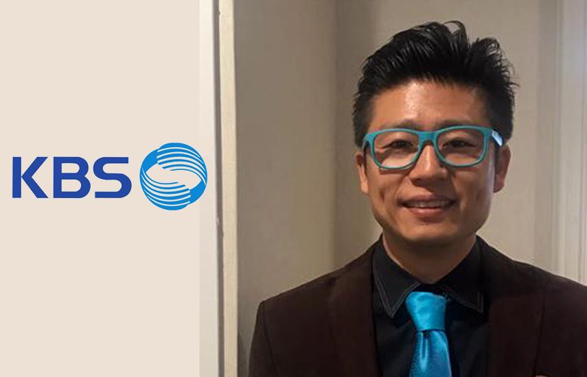 Sebastian Shin, director de marketing de KBS America.