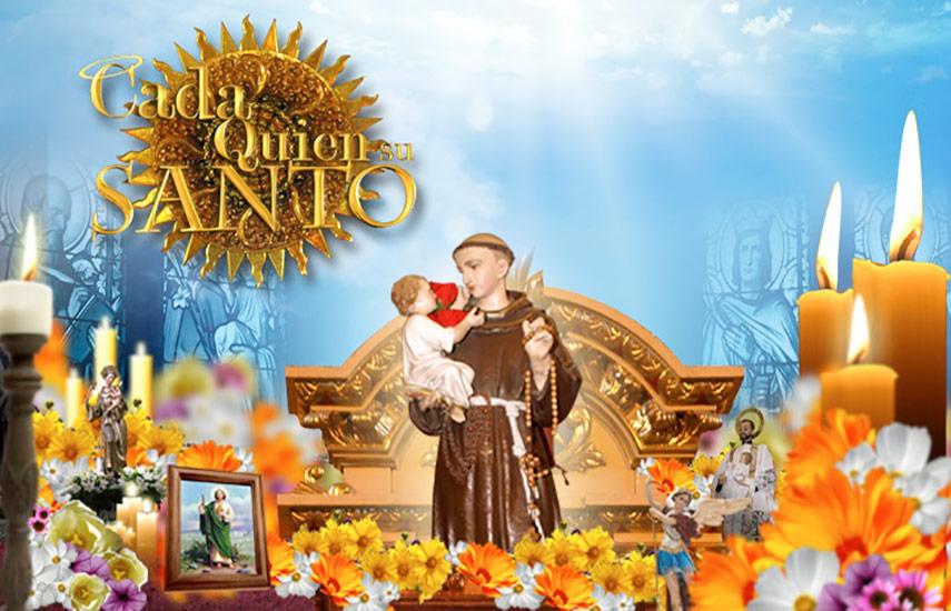 """A """"Cada Quien su Santo"""" obtuvo el favor de la audiencia de México con su fórmula de contar historias ficticias que empiezan y terminan en cada episodio caracterizadas por la fe en un santo."""