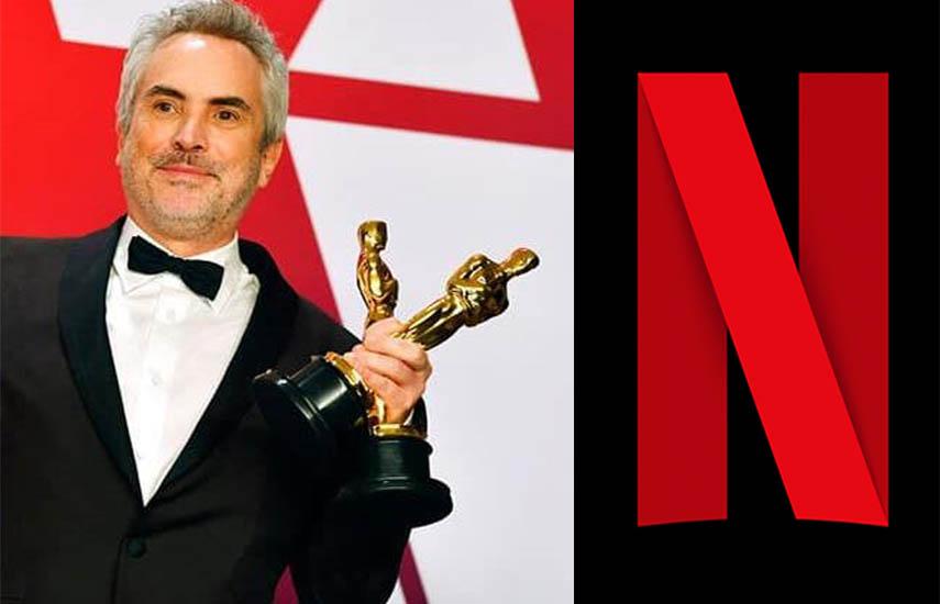 """""""Roma"""", del mexicano Alfonzo Cuarón, se alzó con 3 premios en la última edición."""