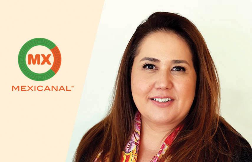 na Lydia Montoya Herrera, nueva directora general adjunta de Mexicanal.
