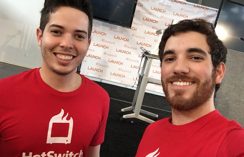 HotSwitch está dirigida por Andres Aranguibel, CEO, y Ravel Antunes, CTO.