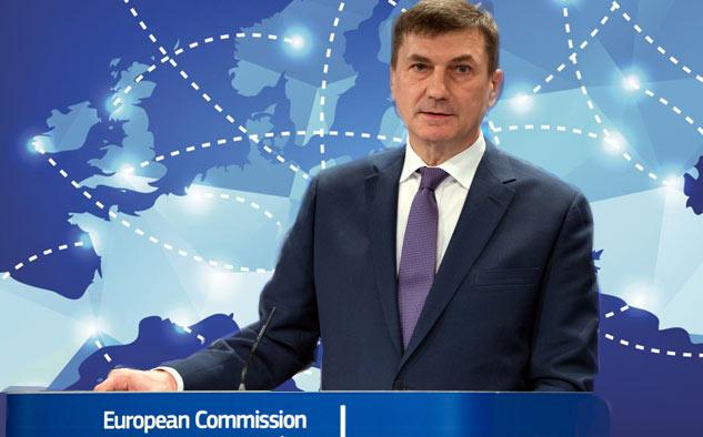 Andrus Ansip, VP de la Comisión