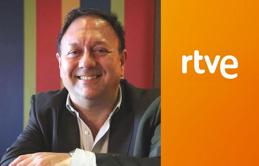 Ángel García Castillejo, nuevo director de Política Audiovisual Internacional de RTVE.