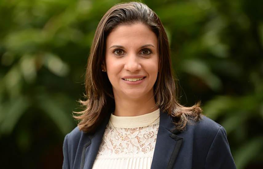 Angela Colla, directorade Ventas Internacionales de Globo.